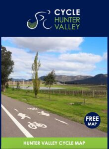 cycle hunter valley