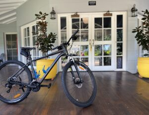 bicycle rentals Hunter Valley